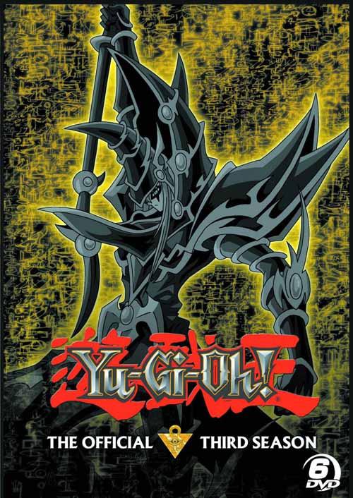Yu-gi-oh Classic DVD Sea 03 -- DEC132379