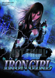 Iron Girl DVD -- DEC132382