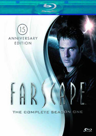 Farscape BD Complete Season 01 -- DEC132406
