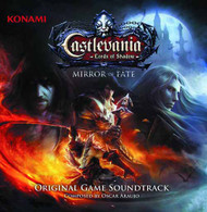 Castlevania Lords Of Shadow Ost CD -- DEC132411