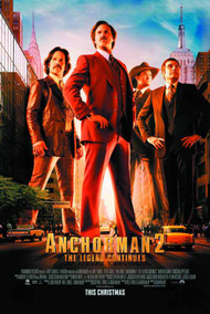 Anchorman 2 The Legend Continues DVD -- DEC132427