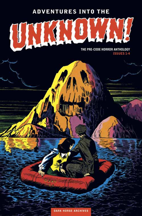 Adventures Into The Unknown Archives HC Vol 01 -- FEB120054