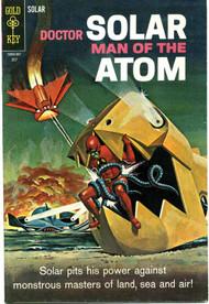 Doctor Solar Man Of The Atom HC Vol 04 -- FEB120099