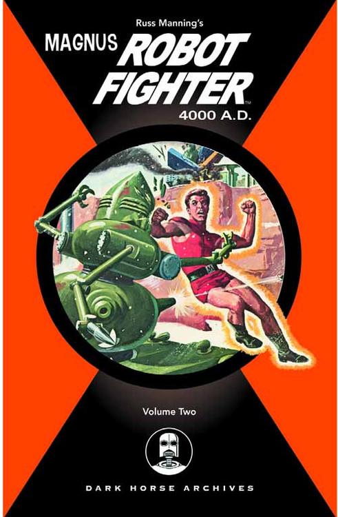 Magnus Robot Fighter HC Vol 02 4000 AD -- FEB120113