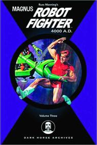Magnus Robot Fighter HC Vol 03 4000 AD -- FEB120114