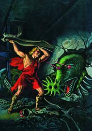 Mighty Samson Archives HC Vol 02 -- FEB120116