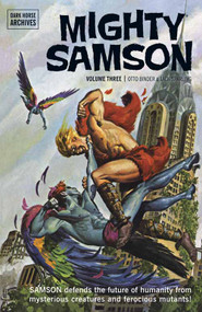 Mighty Samson Archives HC Vol 03 -- FEB120117
