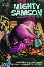 Mighty Samson Archives HC Vol 04 -- FEB120118