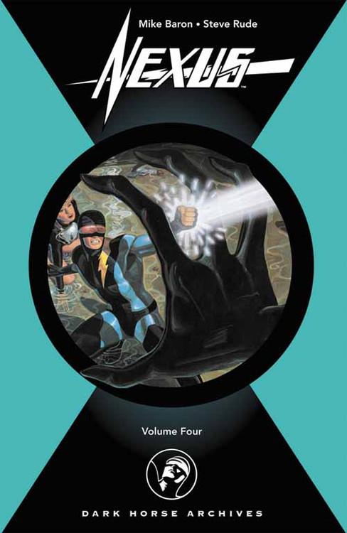 Nexus Archives HC Vol 04 -- FEB120122