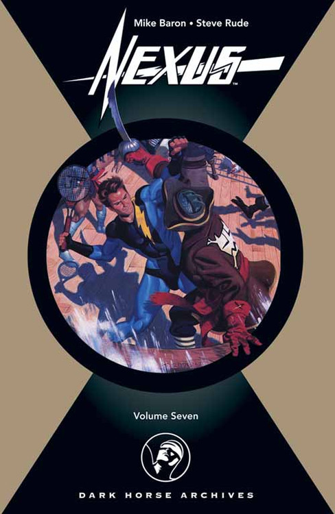 Nexus Archives HC Vol 07 -- FEB120125