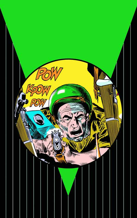 Sgt Rock Archives HC Vol 04 -- FEB120264