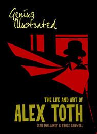 Genius Illustrated Life & Art Alex Toth HC Vol 02 -- FEB120393