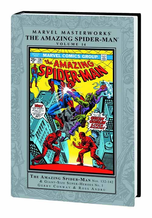 Marvel Masterworks MMW Amazing Spider-Man HC Vol 14 -- FEB120652