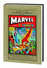 Marvel Masterworks MMW Golden Age Marvel Comics HC Vol 07 -- FEB120654