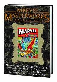MMW Golden Age Marvel Comics HC Vol 07 DM Variant 183 -- FEB120655