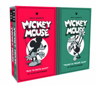 Disney Mickey Mouse Box Set Vol 01 & 02 -- FEB121051