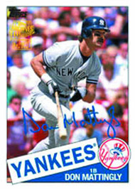 Topps 2012 Archives Baseball Trading Card Box -- FEB121327