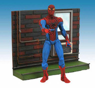 Marvel Select Amazing Spider-Man Movie Action Figure Case -- FEB121519