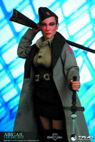 Dead Cell Abigail Van Helsing 12-In Action Figure -- FEB121561