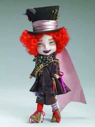 Tonner Aiw Tarrant The Mad Hatter 8-In Doll -- FEB121574