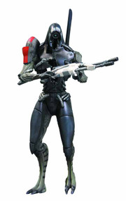 Mass Effect 3 Series 2 Legion Action Figure Solid Case -- FEB121590