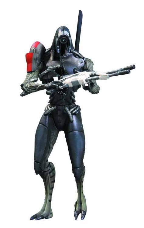 Mass Effect 3 Series 2 Legion Action Figure Solid Case -- FEB121590