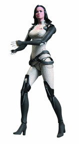 Mass Effect 3 Series 2 Miranda Action Figure Solid Case -- FEB121591