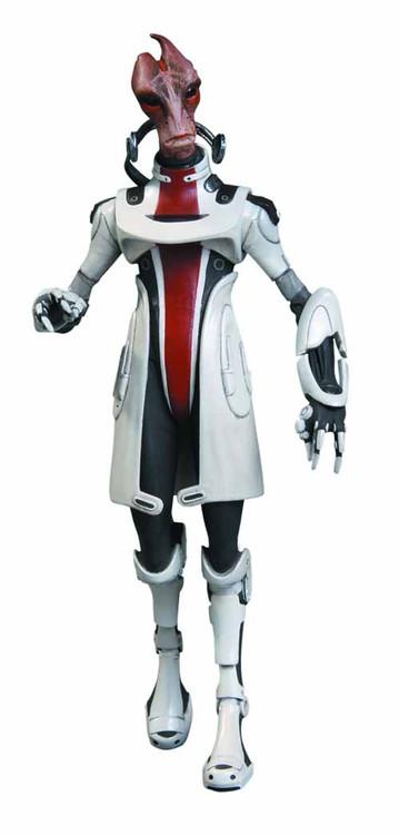 Mass Effect 3 Series 2 Mordin Action Figure Solid Case -- FEB121592