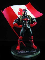 Heroes of the North The Canadian Figurine -- FEB121600