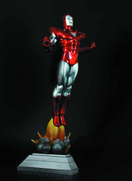 Iron Man Silver Centurion Statue - Avengers Bowen Designs -- FEB121610