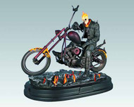 Gentle Giant Ghost Rider Statue -- FEB121614