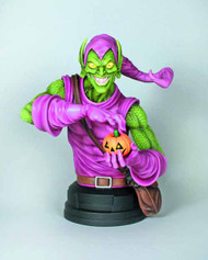 Gentle Giant Green Goblin Mini-Bust -- FEB121615