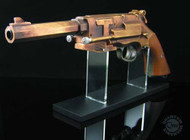 Firefly Mal Reynolds Metal-Plated Pistol Replica - Whedon -- FEB121617