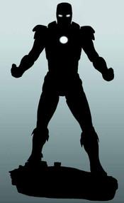 Avengers Movie Iron Man Mark VII ARTFX Statue Kotobukiya -- FEB121625