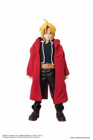 Fullmetal Alchemist FMA Edward Elric Real Action Hero RAH -- FEB121635