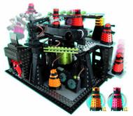 Doctor Who Char Building Dalek Factory Set -- FEB121638