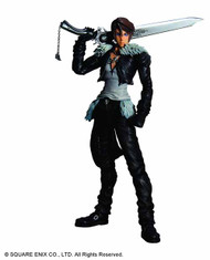 Dissidia Final Fantasy Play Arts Kai Squall Action Figure -- FEB121652