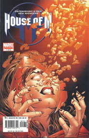 House Of M 1 -- Quesada Scarlet Witch Variant Avengers Bendis Coipel -- COMIC00000130