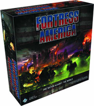 Fortress America Board Game -- FEB121794