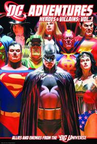DC Adventures RPG Heroes & Villains Vol 01 -- FEB121807