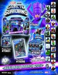 Marvel Heroclix Galactic Guardians Booster Brick NECA -- FEB121832