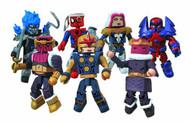Marvel Minimates Series 50 assortment -- Diamond Select -- FEB131531