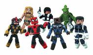 Marvel Minimates Series 51 assortment -- Diamond Select -- FEB131532