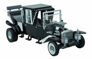Munsters Black & White B&W 1:15 Scale Electronic Vehicle -- FEB131536