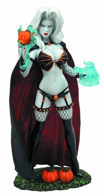 Femme Fatales Lady Death II PVC Statue -- Diamond Select -- FEB131537