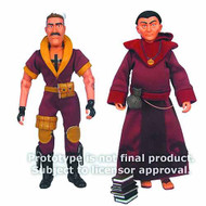 Venture Bros 8-In Shore Leave/Alchemist Action Figure asst -- FEB131553