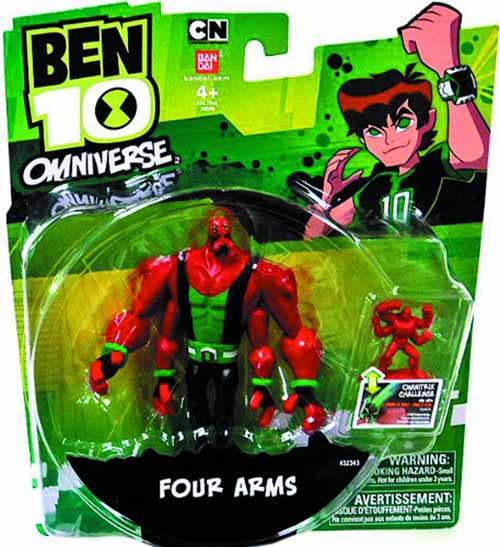 Ben 10 Omniverse 12-Piece Action Figure assortment -- FEB131554