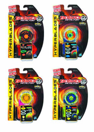 Beyblade Hyperblades Battle Top assortment 201302 -- FEB131562