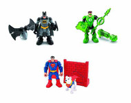 DC Super Friends 6-Piece Basic Action Figure assortment -- FEB131574