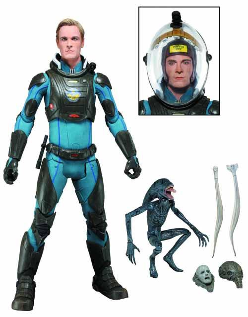 Prometheus Series 2 Action Figure asst--Alien Ridley Scott -- FEB131612